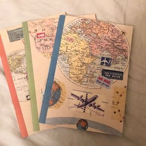 Other - Three cute notebooks!